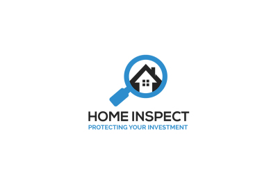 Home Inspect Logo Template