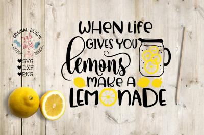 When Life Gives You Lemons Make a Lemonade