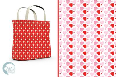 Valentine Fox patterns, Valentine Fox papers AMB-1583