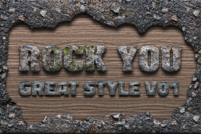 36 Premium Stone Style