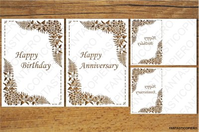 Happy Birthday, Happy Anniversary, Wedding Anniversary