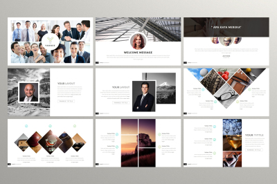 Yankee Powerpoint Template