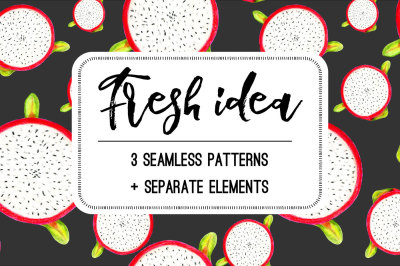 FRESH IDEA patterns & elements