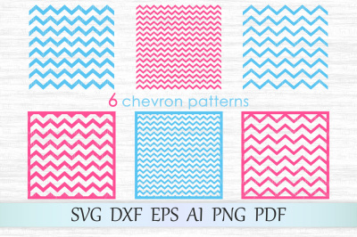 Chevron patterns SVG, DXF, EPS, AI, PNG, PDF
