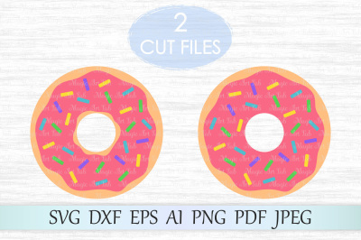 Donuts SVG, DXF, EPS, AI, PNG, PDF, JPEG