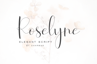 Roselyne Wedding Script