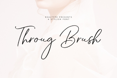 Throug Brush