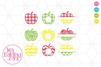 Apple Monogram Frames