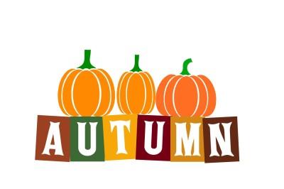 Autumn Pumpkins SVG