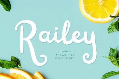 Railey Script