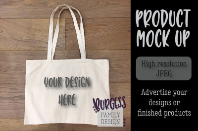 MOCK UP | Tote