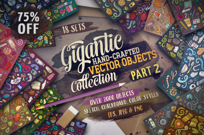 -75% Objects Gigantic Bundle Part2