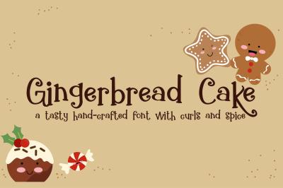 ZP Gingerbread Cake