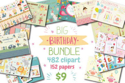 Big Birthday Bundle