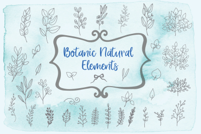 Botanic Natural Elements