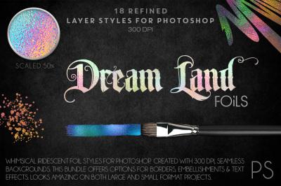 Dreamland Foils