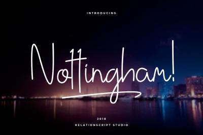 Nottingham Script