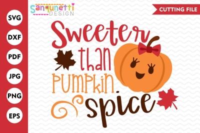 Pumpkin Spice SVG, Pumpkin svg, Fall svg, Fall lettering