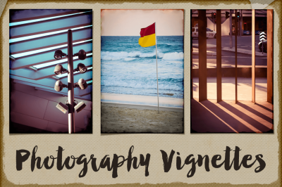 Photography Vignette Overlays