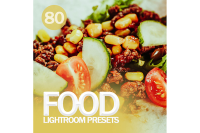 Food Lightroom Presets