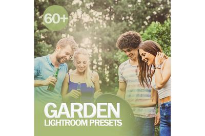 Garden Lightroom Presets
