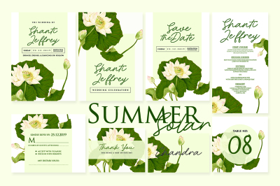 Summer Solar Invitation As.2