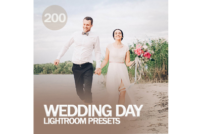Wedding Day Lightroom Presets