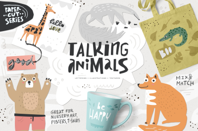 Talking Animals