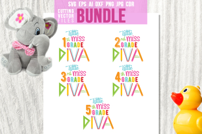 Little Miss Diva - School Bundle