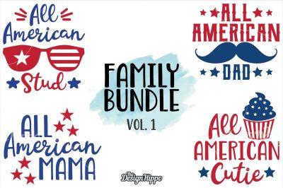 Family SVG Bundle, SVG Bundle, Family svg, Matching svg, Family Bundle