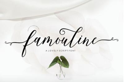 Famouline Script