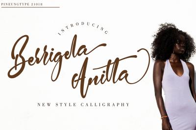 Berrigela Anitta