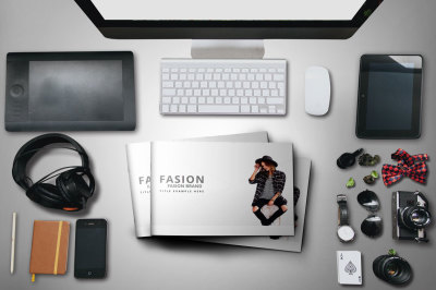Fashion Minimal Powerpoint Template