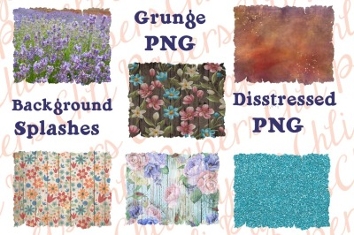 Background splashes Clipart, FLORAL BACKGROUND, Flower Wood, Wood Tex
