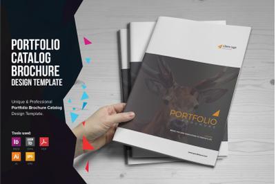 Portfolio Brochure Design v3