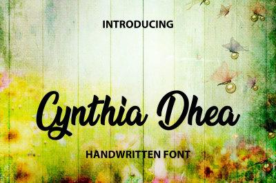 Cynthia Dhea