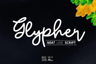 Glypher Script