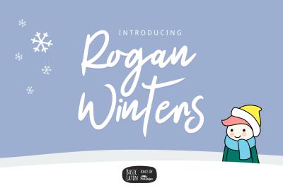 Rogan Winters Font