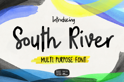 South River Font