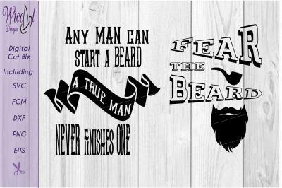 Man Bundle, Hipster svg, Beard quote svg, word art svg,