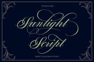 Sunlight Script