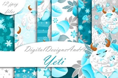 Yeti digital paper