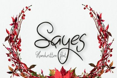 Sayes