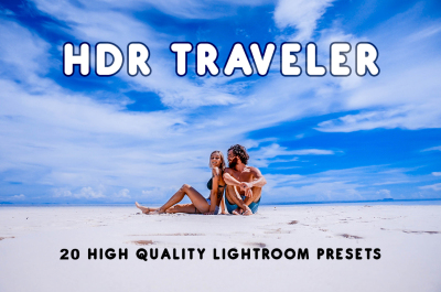 HDR Travelar Lightroom Presets