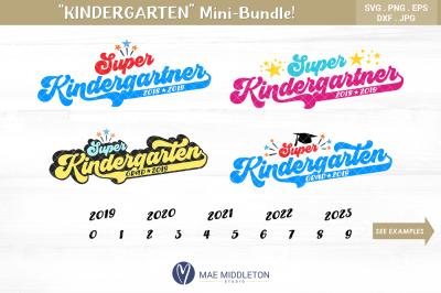 KINDERGARTEN Mini-bundle, years included
