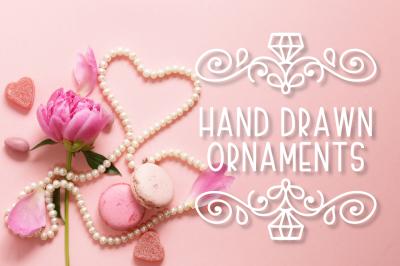 Ornament Flourish Font