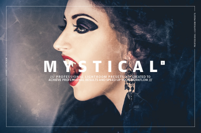Mystical Lightroom Presets