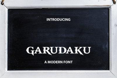 Garudaku