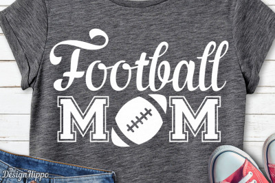 Football mom svg, Football svg, Mom svg, Football mama svg, DXF, PNG