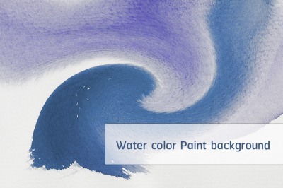 Water color Paint background vol1